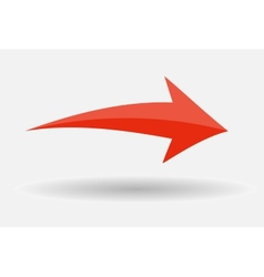 Arrow icon sign vector