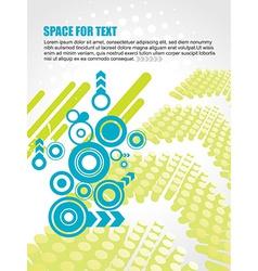 Artistic design vector image