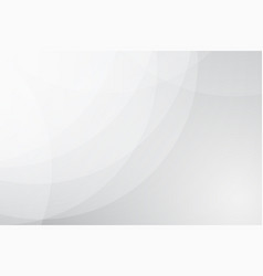 abstract white background with curve softlight vector image vector image