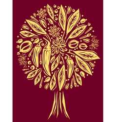 Spice tree vector