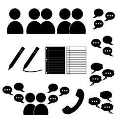 Communication pack vector
