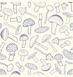 beautiful monochrome seamless pattern with vector image