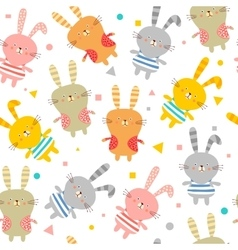 Graphics animals pattern vector
