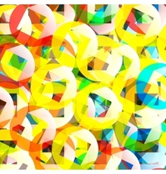 Different color wheels vector image vector image