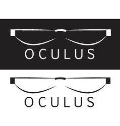 Oculus logo vector