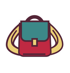 Backpack of pupil vector