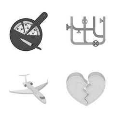 Production travel hobby and other web icon in vector