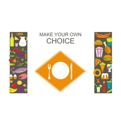 Make your choice vector