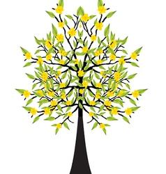 Lemon tree vector