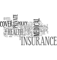 What you need to know about health insurance how vector