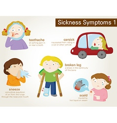 Illness01 vector