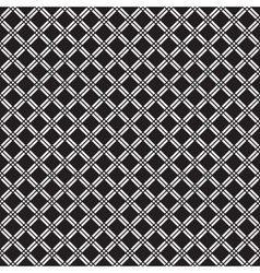 Classic abstract geometric seamless pattern vector image vector image