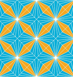 Seamless abstract dagger pattern background vector image vector image