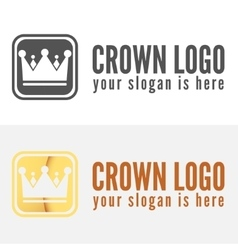 Set of logo labels badges emblems or logotype vector
