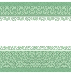 Pattern borders vector