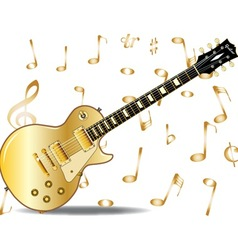 Gold Top vector image vector image