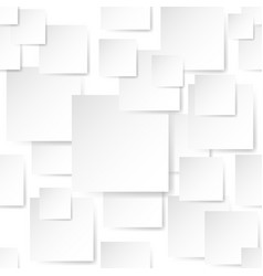 White stickers on white background for design vector