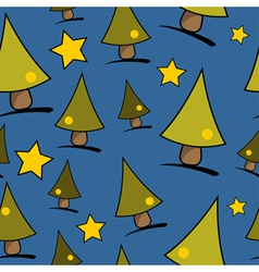 Christmas wrapping paper vector