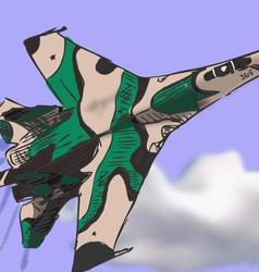 Su-30 vector
