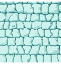 ice brick seamless pattern vector image