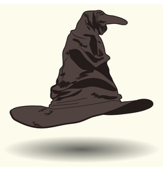 WitchsHat vector image
