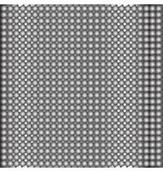 squares metal texture vector image