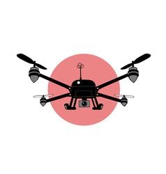 Quadcopter vector