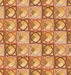 Pattern of squares vector image