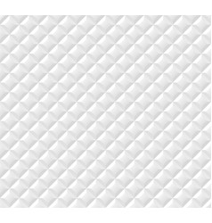 White seamless pattern background vector