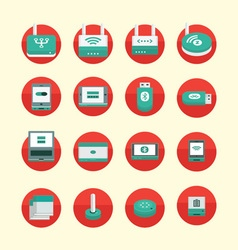 Wireless devices vector