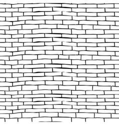 Seamless brick pattern vector