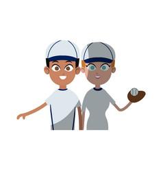 Baseball sport desgin vector