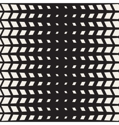 Seamless black and white rectangle diagonal vector