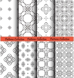 Backgrounds floral forged hand drawn vector