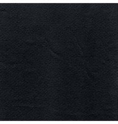Black paper watercolor texture in square format vector image