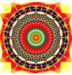 Optical art vector image vector image