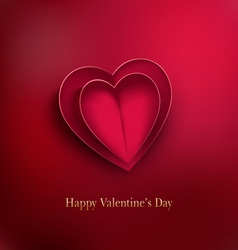 background Valentines Day vector image vector image