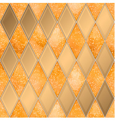 luxury seamless pattern vector image vector image