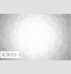 Abstract geometric gray background eps10 vector