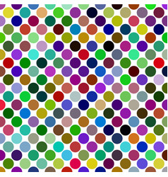 Dot pattern background - abstract geometrical vector
