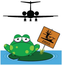 Environment message vector