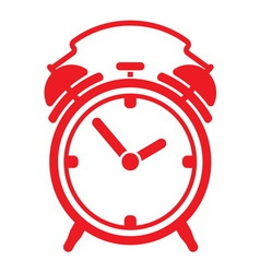 Alarm clock1 resize vector image vector image