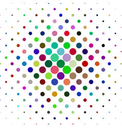 Abstract circle pattern background - graphic vector