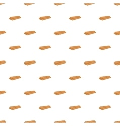 Wood planks pattern cartoon style vector