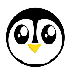 avatar of penguin vector image
