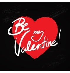 Valentine day love beautiful vector