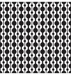 Classic circle geometric seamless pattern vector