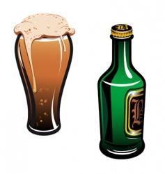 German beer vector image vector image