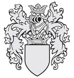 Aristocratic emblem no13 vector
