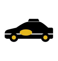 taxi cab service vector image